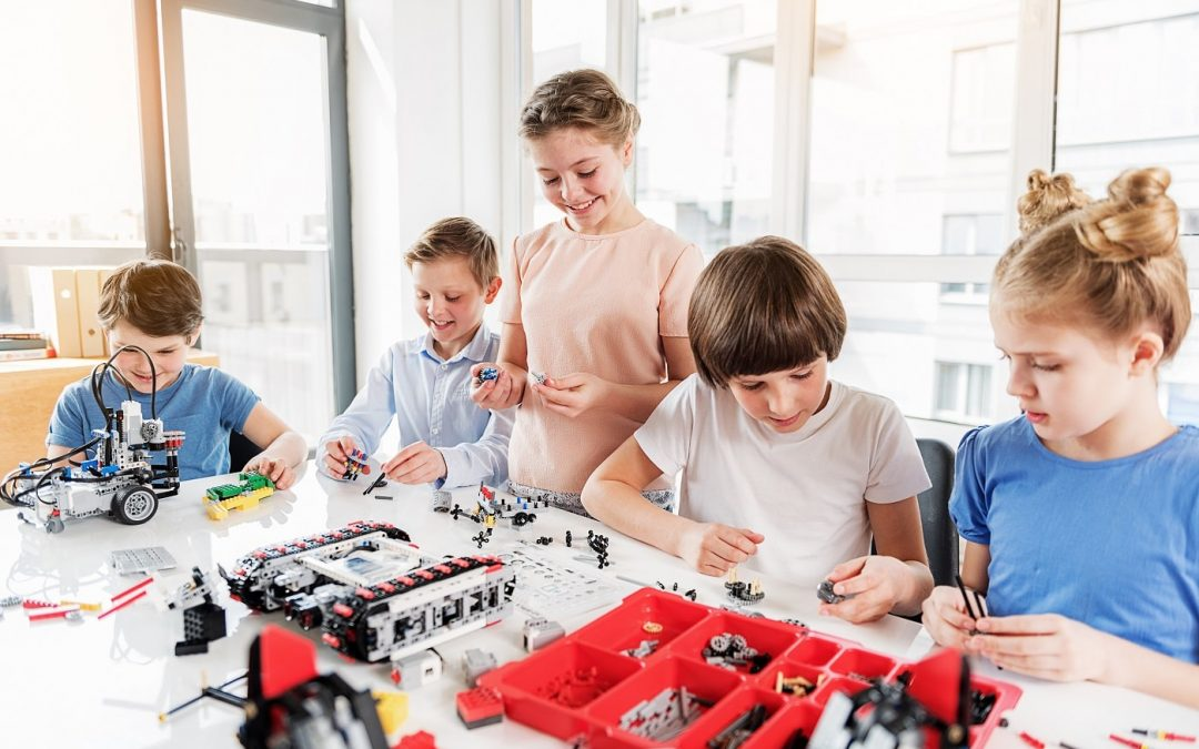 15 LEGO activities for maths lessons