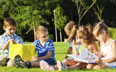 5 activities to teach phonics outdoors