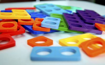 Effective early years Numicon activities