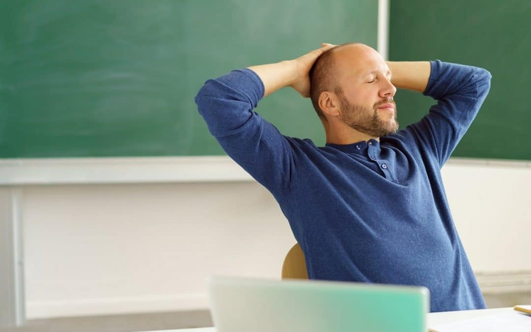 12 stress relief tips for teachers