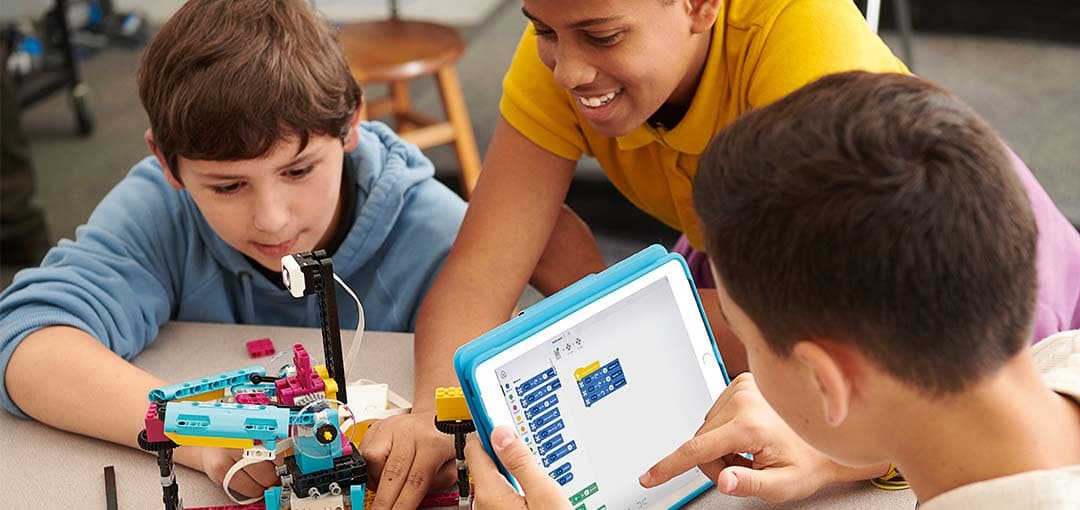 What is LEGO® SPIKE™ Prime? A teacher's guide
