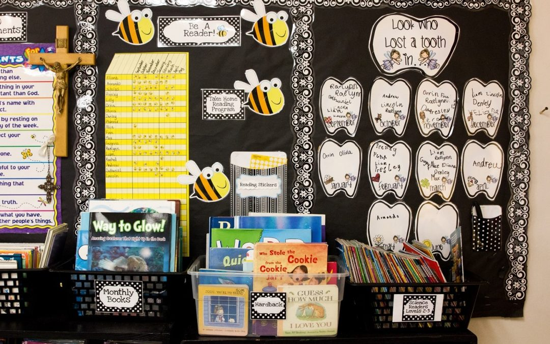 23 amazing and easy classroom display ideas