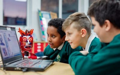 4 unexpected benefits of coding robots in the classroom