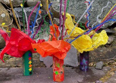 roll firework crafts