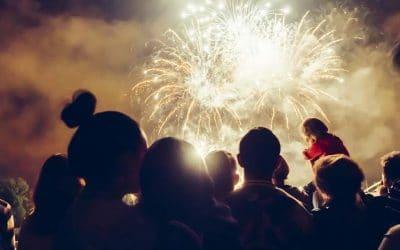 Lesson: How do fireworks work?