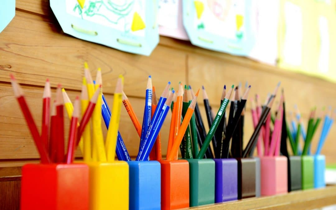 Classroom psychology: Which colours are best for education?