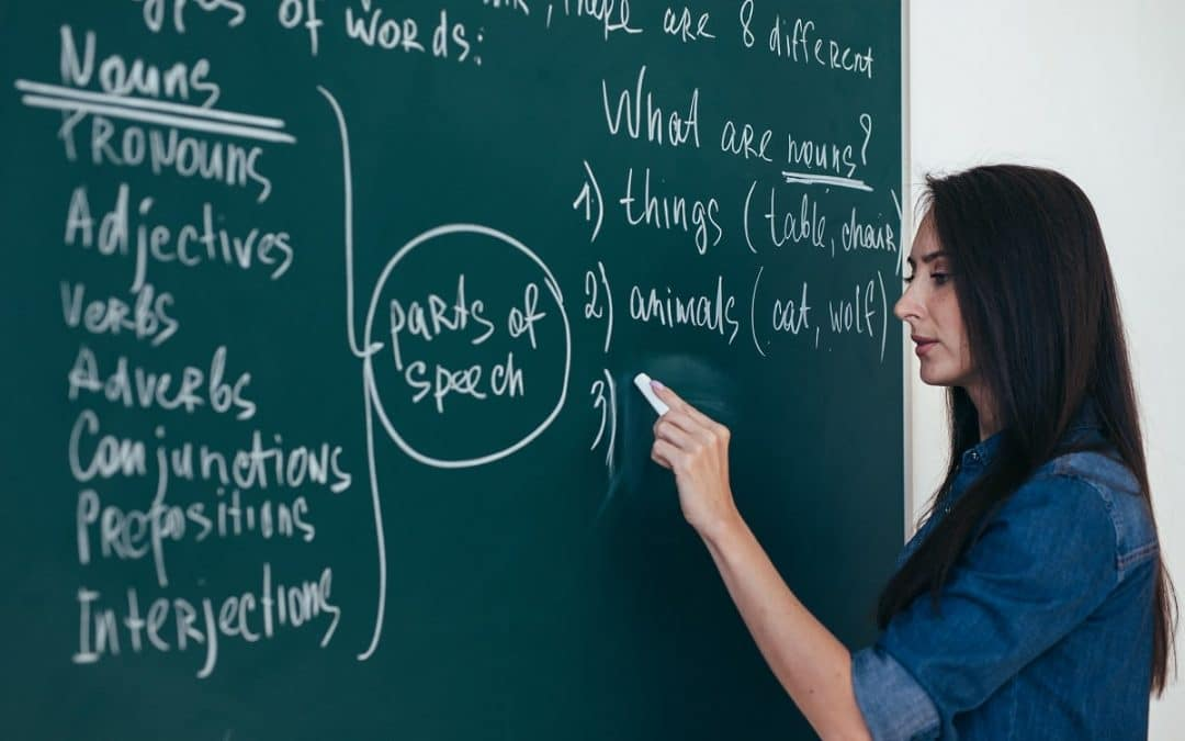 Teaching vocabulary: 12 activity ideas and the benefits it brings to pupils