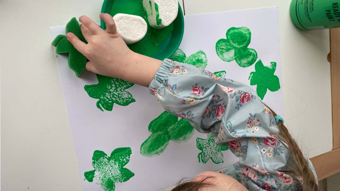St Patrick's Day: Easy crafts for kids