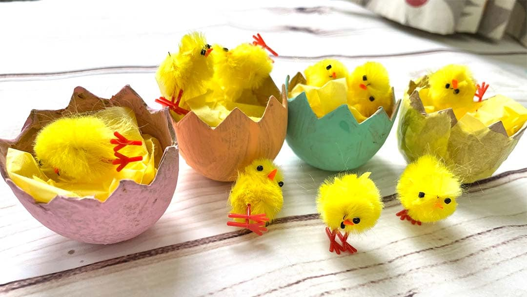 3 Quick and easy Easter craft ideas