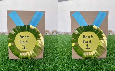 Father's Day Crafts: Card Making