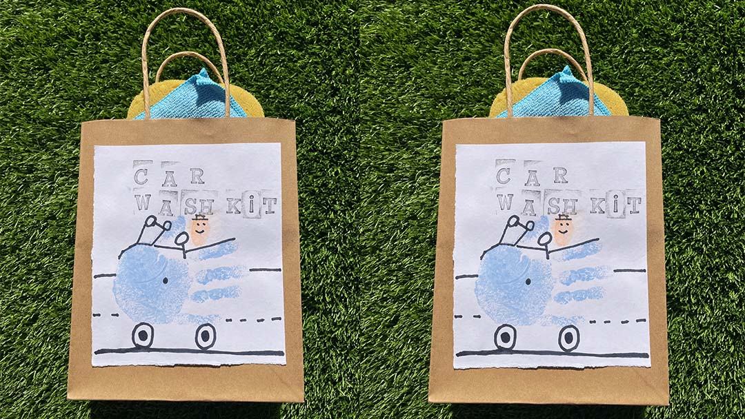 Father's Day Crafts: Gift Bags