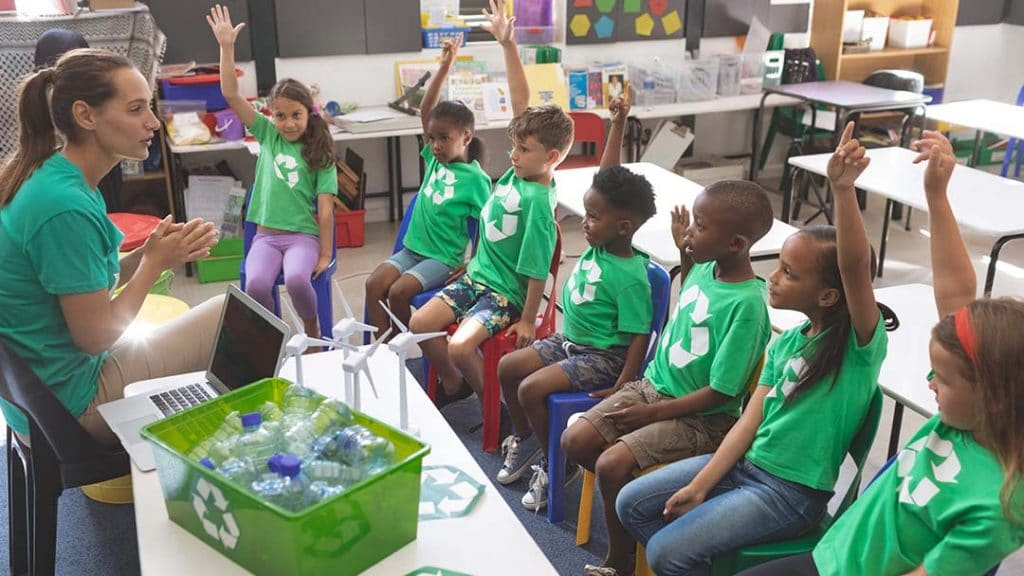 Going green in the classroom: 27 exciting project ideas