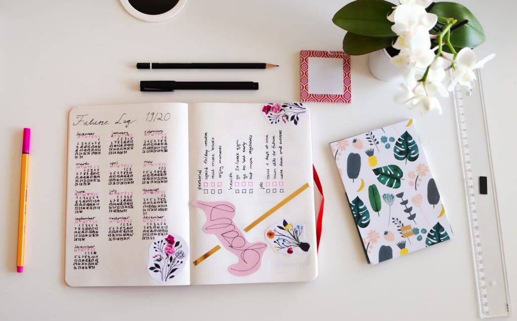 Bullet journals for teachers: Inspirational ideas and hacks for organising your week
