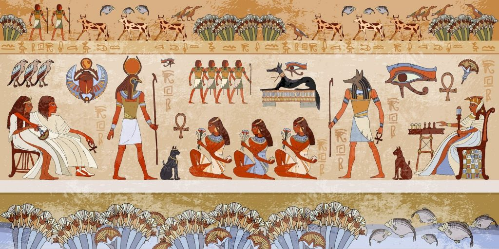 Fun facts about Ancient Egypt