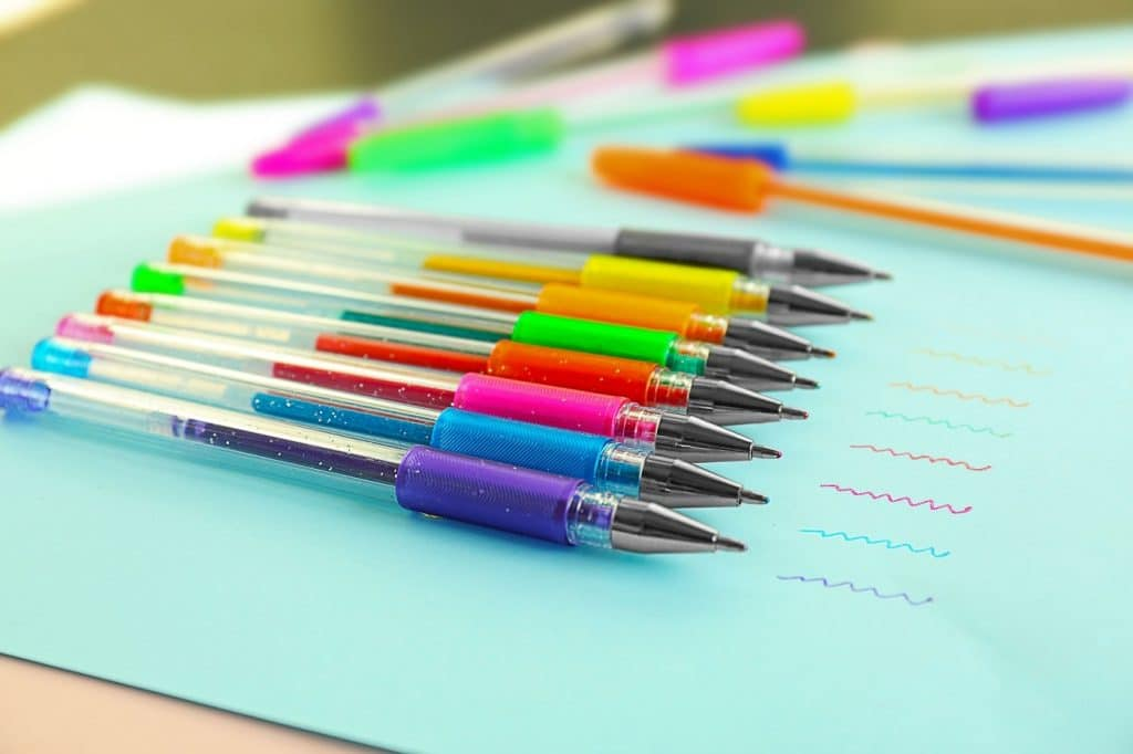Red, Blue or Green: Which colour pen should teachers use for marking?