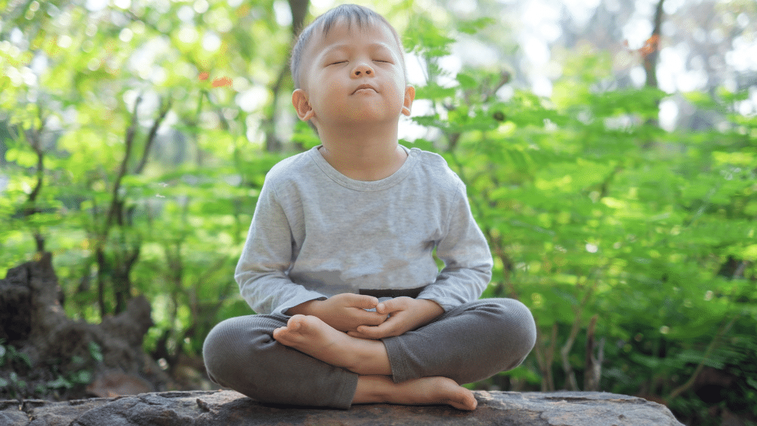 6 Top Tips for Developing Mindfulness in the Nursery