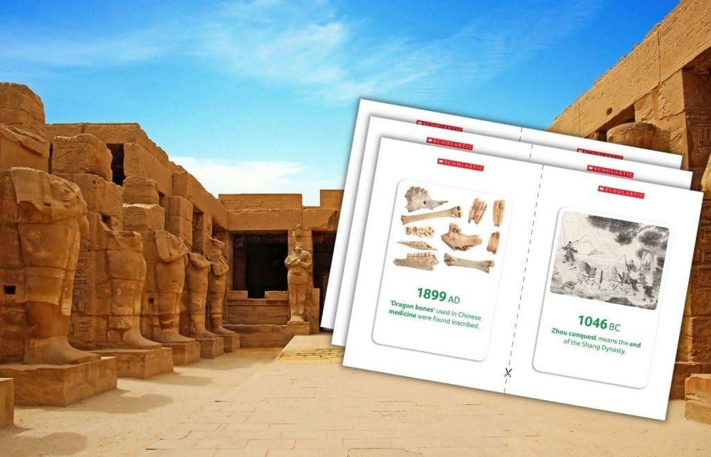 Ancient Egypt: A timeline