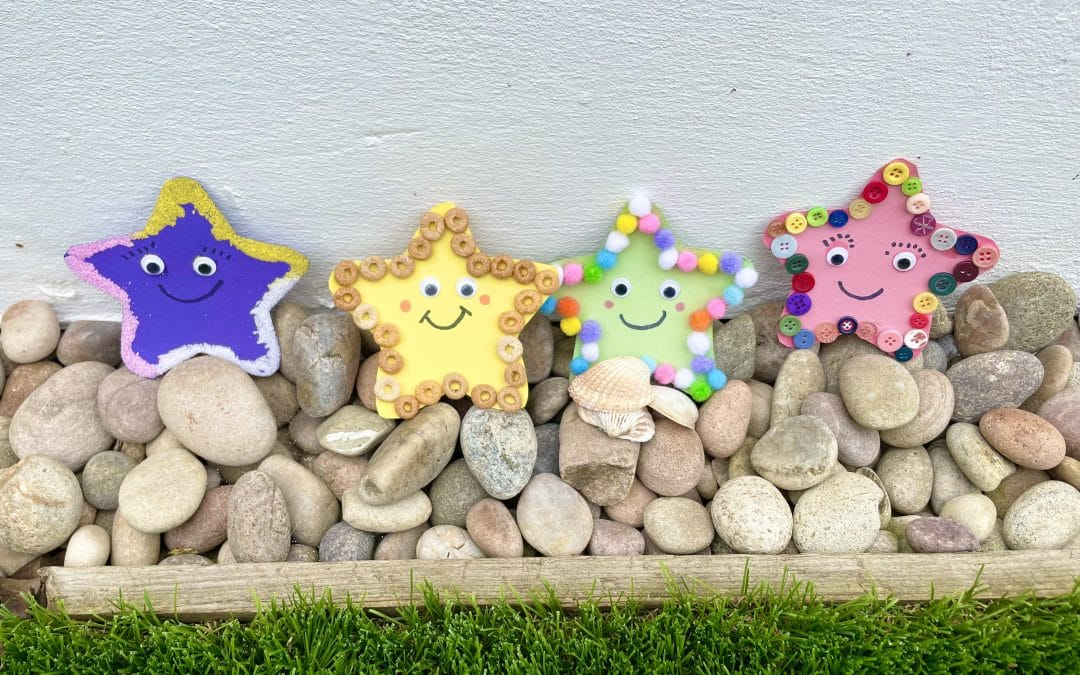 Simple summer early years crafting ideas you MUST try!
