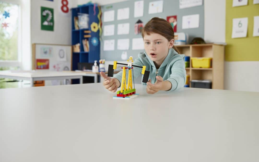 What is LEGO® BricQ?